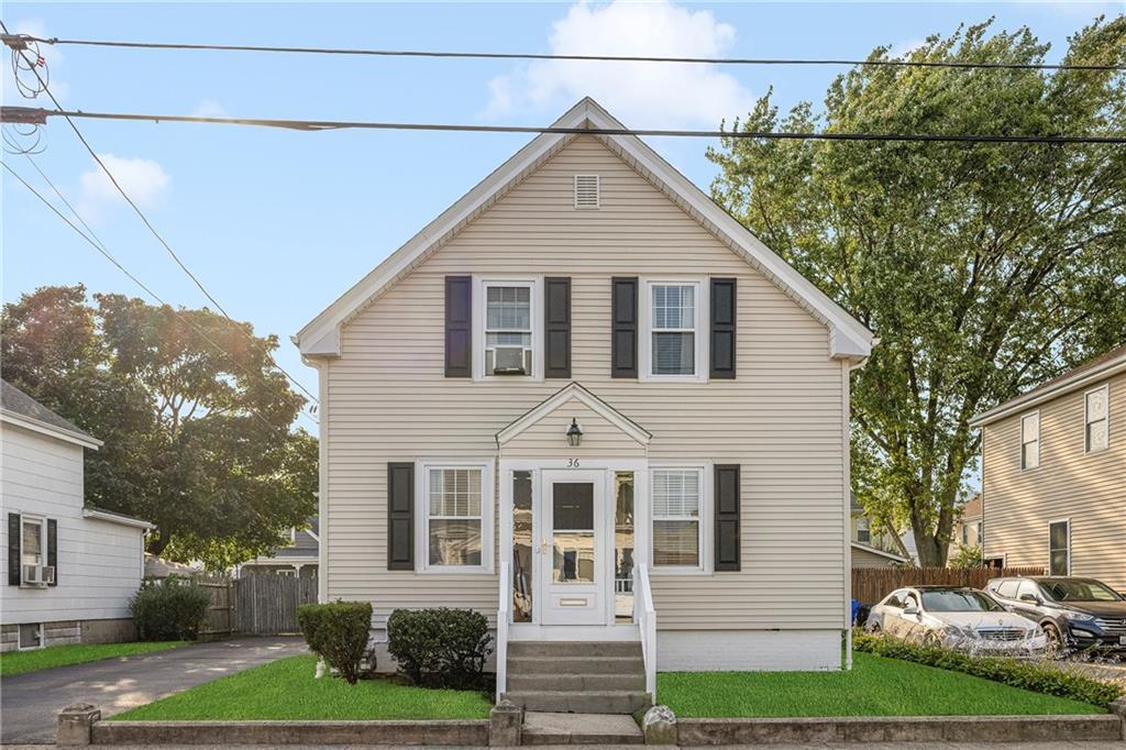 36 Calder Street, Pawtucket, RI 02861