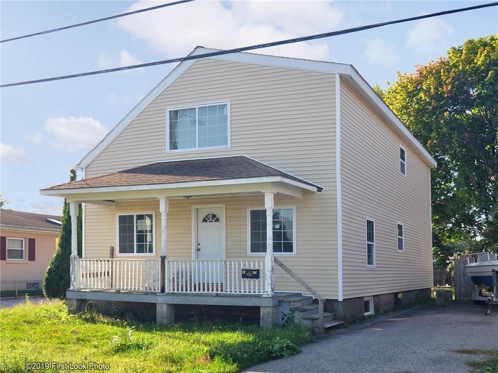25 ORDWAY Street, Pawtucket, RI 02860