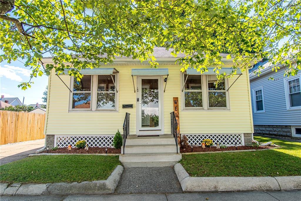 182 Oriole Avenue, Pawtucket, RI 02860