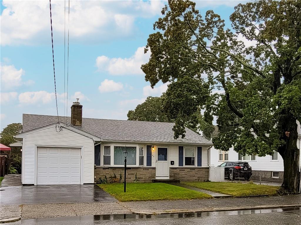 30 Benjamin Street, Pawtucket, RI 02861