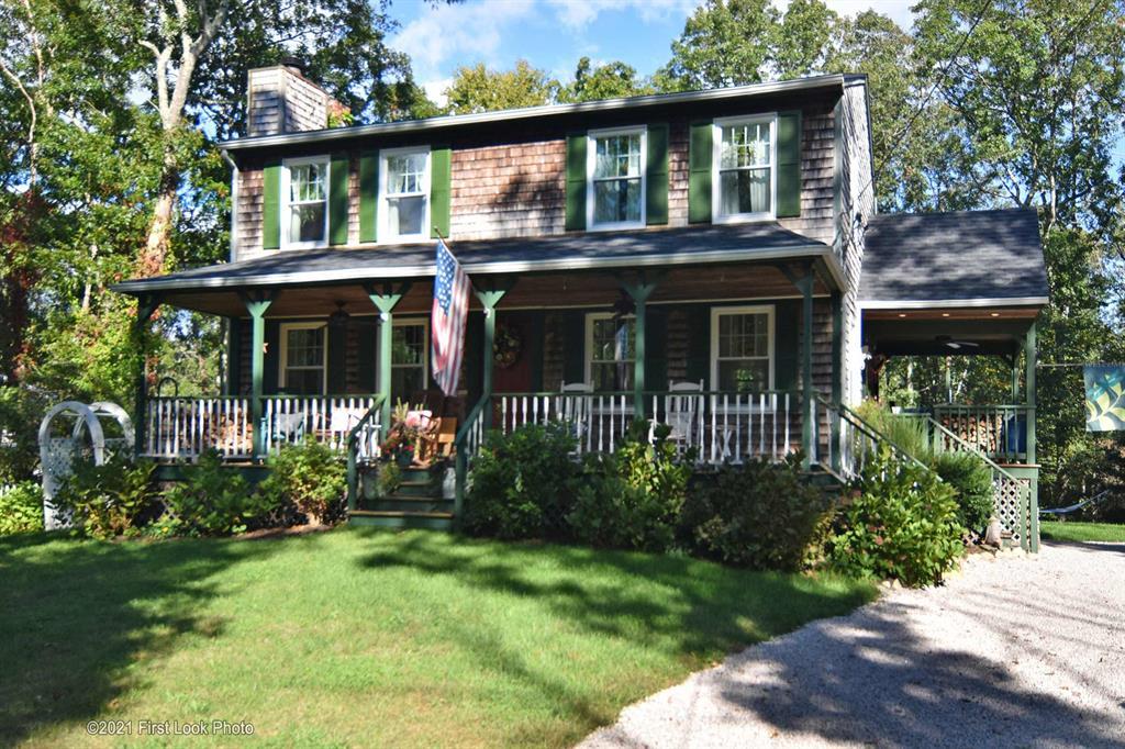 335 Carolina Back Road #  Charlestown RI 02813 - WaterFront Properties