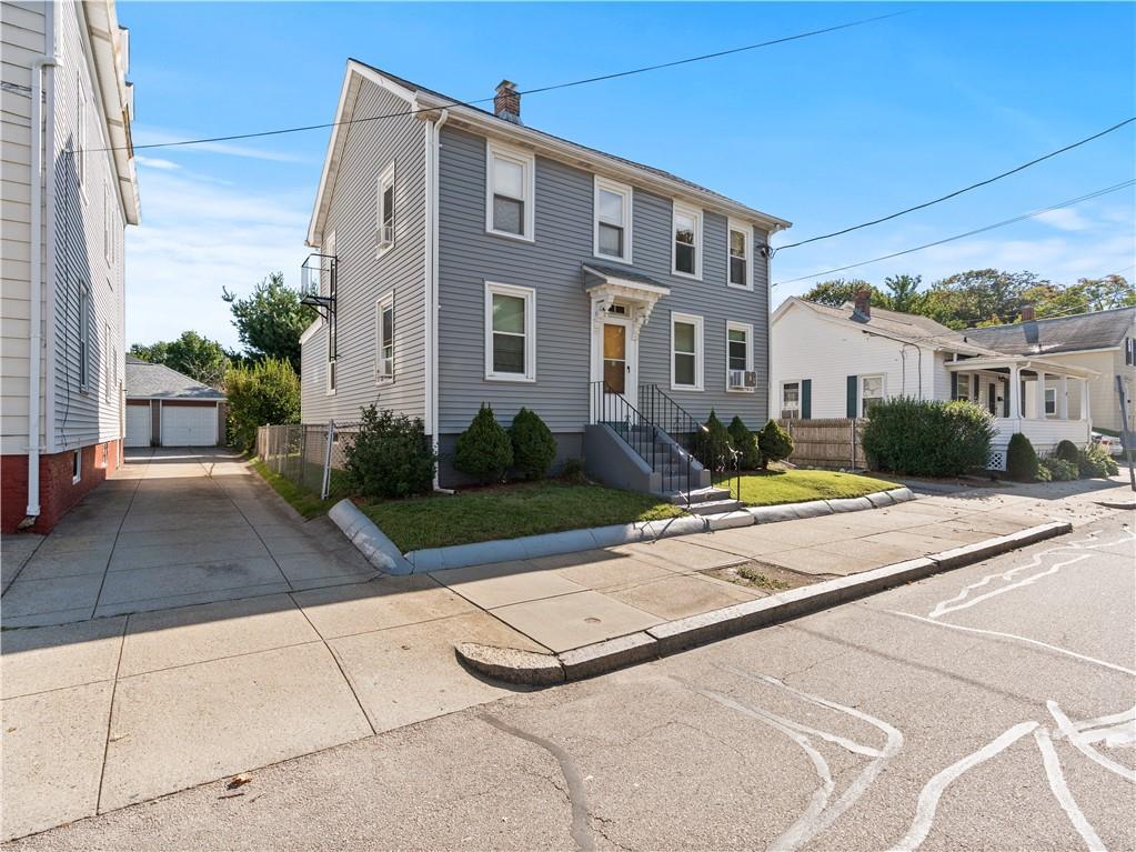 154 Summit Street, Pawtucket, RI 02860