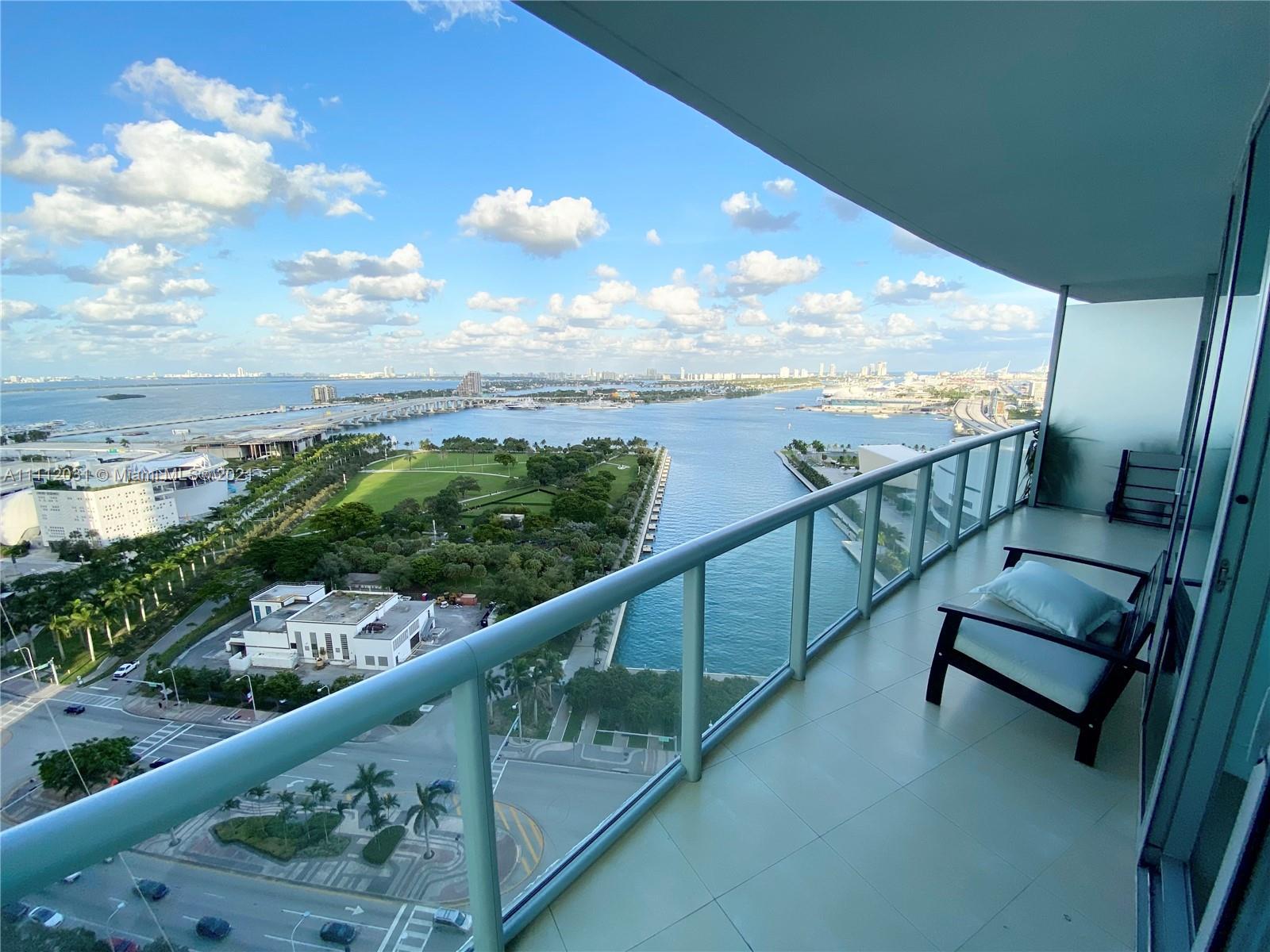 888 Biscayne Blvd 2312, Miami, FL 33132