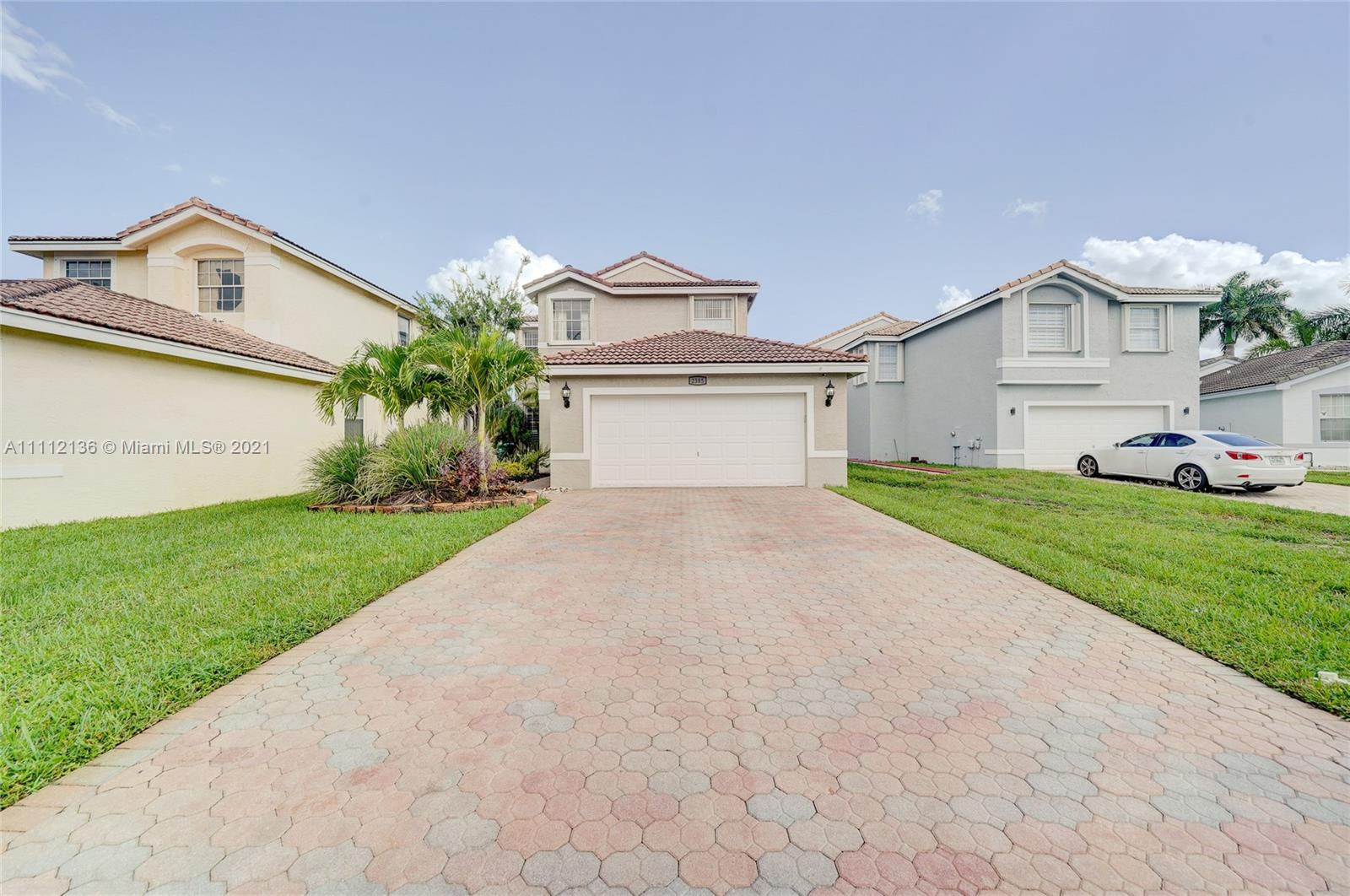 2385 SW 162nd Ter  For Sale A11112136, FL