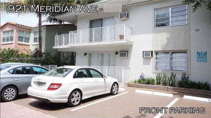 921  Meridian Ave #5 For Sale A11112286, FL