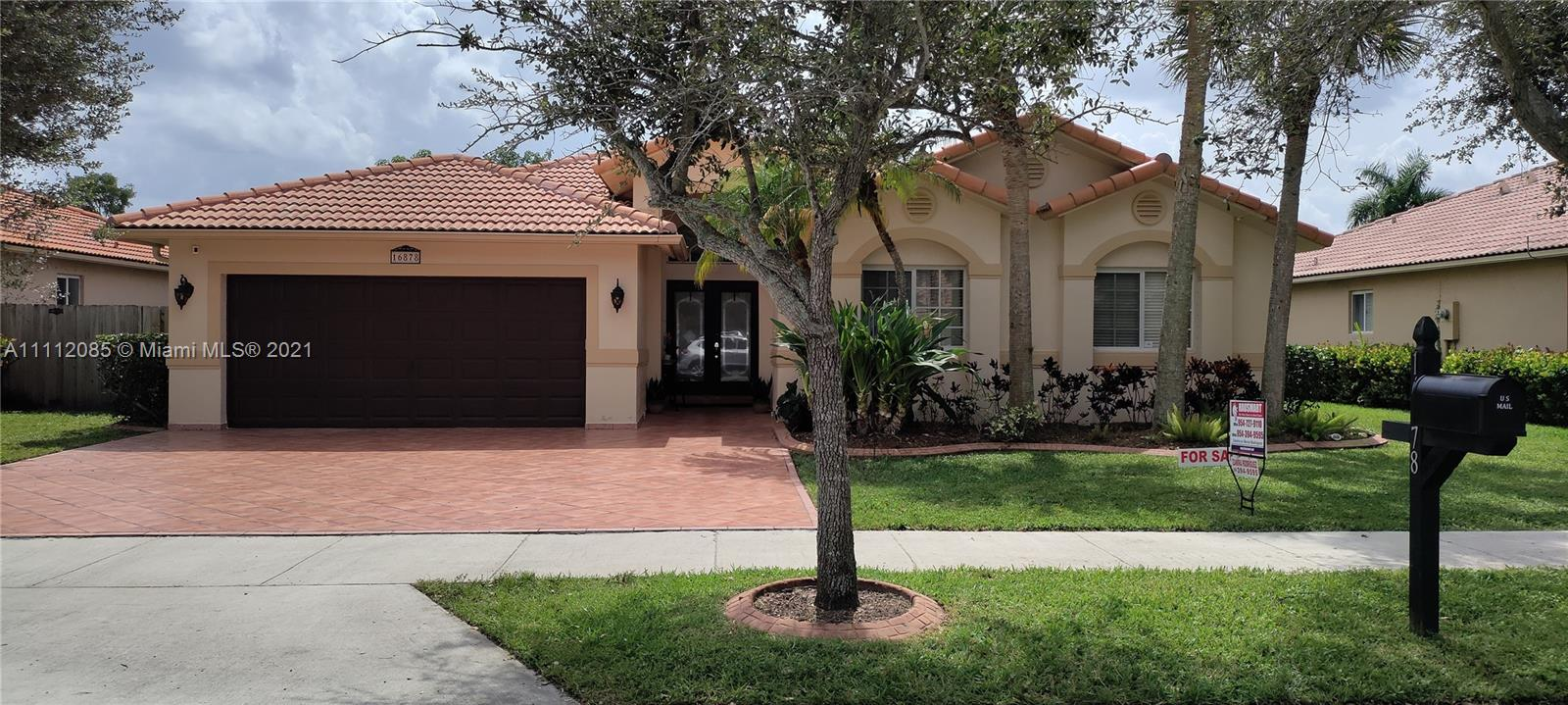 16878  Crestview Ln  For Sale A11112085, FL