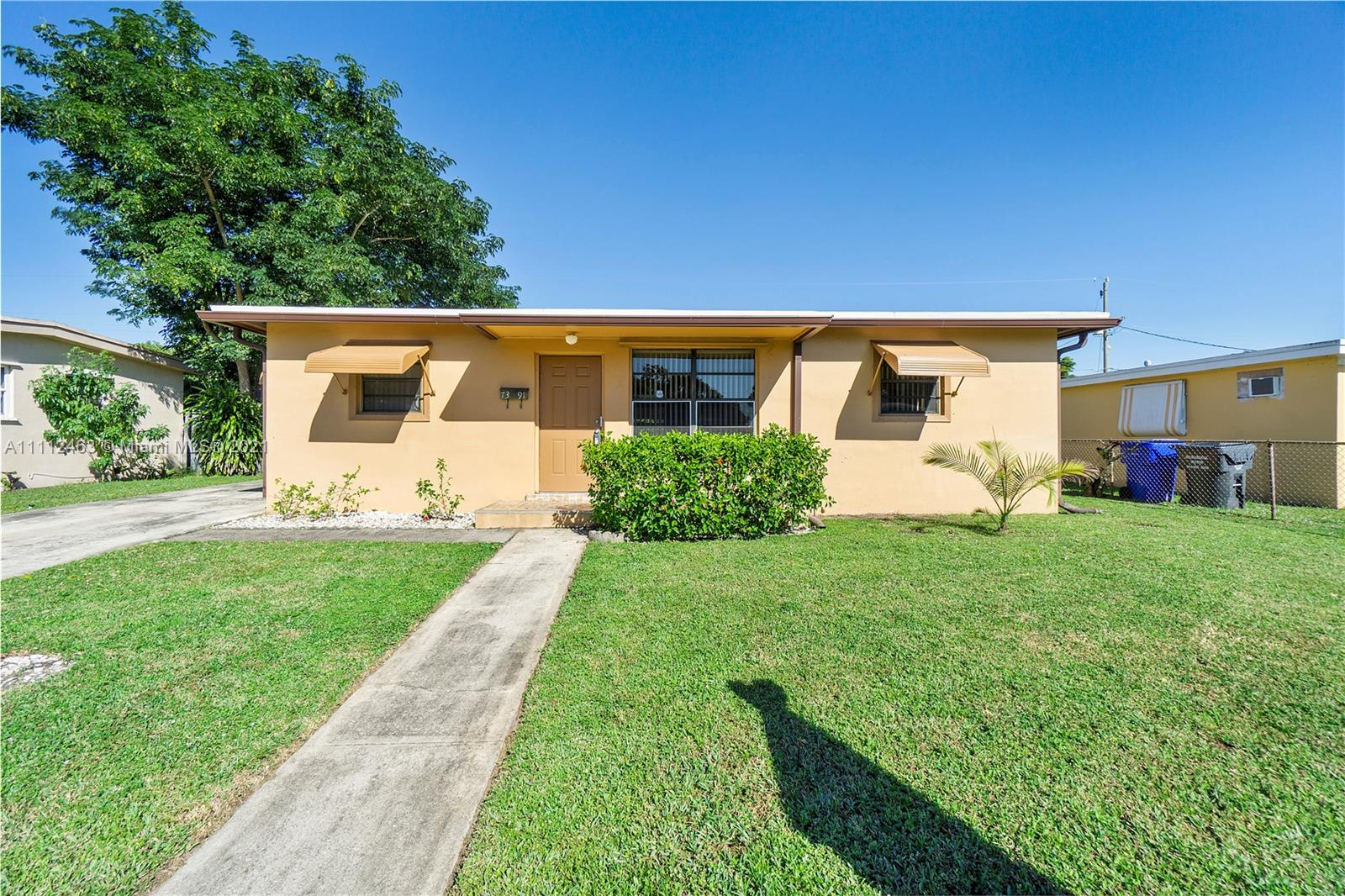 7391  Hayes St  For Sale A11112463, FL