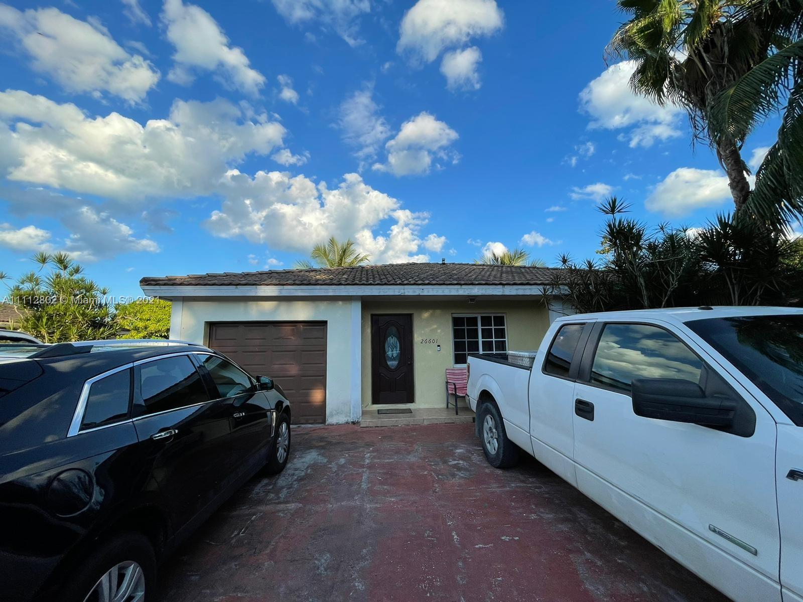 26601 SW 129th Ave  For Sale A11112802, FL