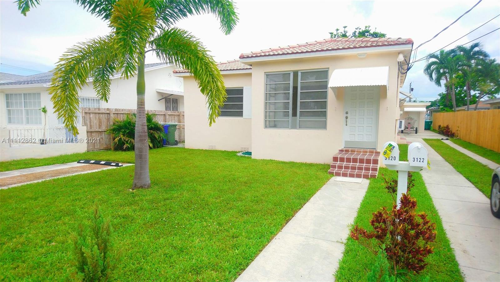3120 SW 25th Ter #1 For Sale A11112862, FL