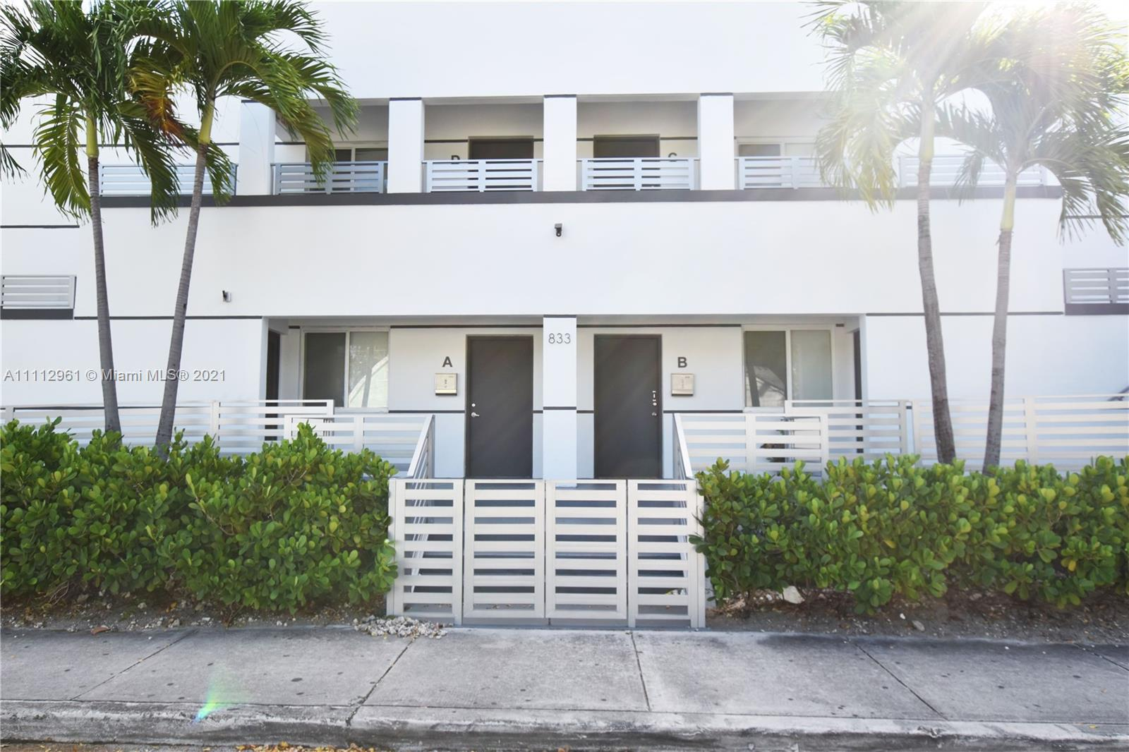 833 SW 8th Ave #A For Sale A11112961, FL