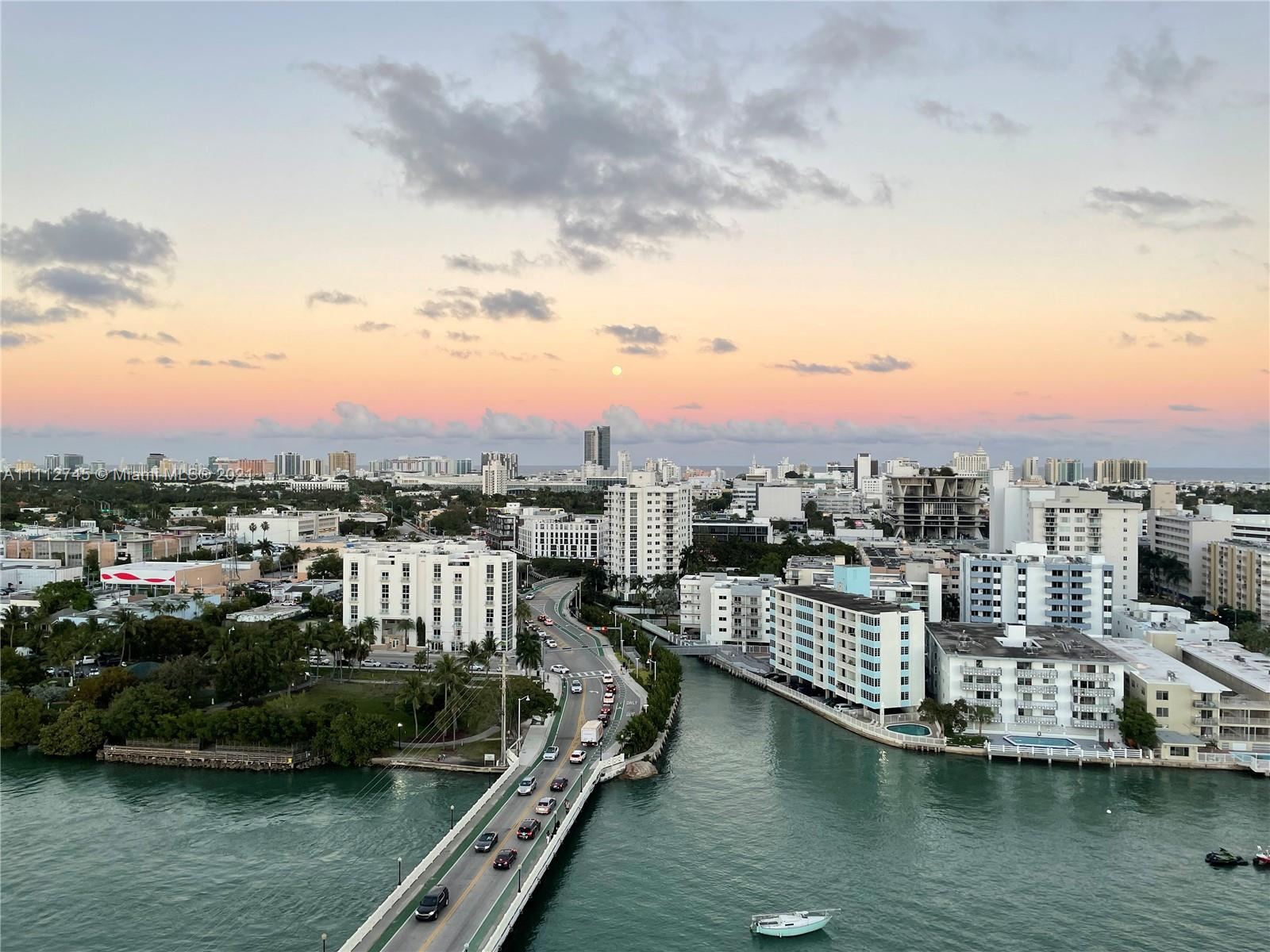 Step outside to watch the sunrise and sunset on this breathtaking wrap-around balcony with views of Miami Beach's marina, bay, and ocean. This luxurious 3BD/3BA is located on the highly exclusive Venetian Islands. Located in a boutique building with five-star amenities, including a state-of-the-art fitness center, golf cage, tennis court, infinity pool w/ towel service, valet, and concierge services. This gorgeous condo is sold Turnkey with high-end furniture, exclusive art pieces, and accessories. The Grand Venetian provides the perfect private paradise, yet still close to Miami's top restaurants and shops. Enjoy incredible water views along the Venetian Causeway- the best biking and running route in the area. Living in this gorgeous home will make you feel like vacation is never-ending.