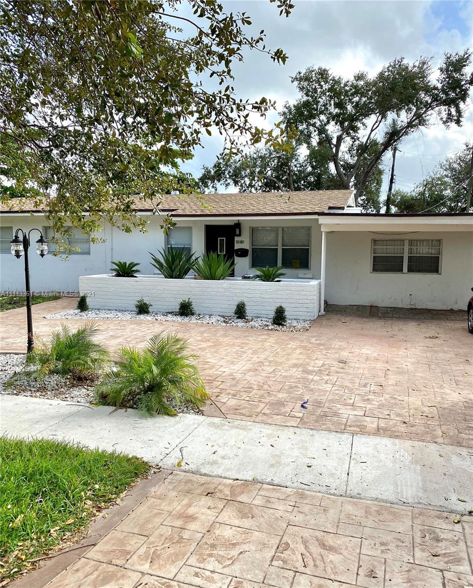 1880 NE 154th St  For Sale A11113361, FL