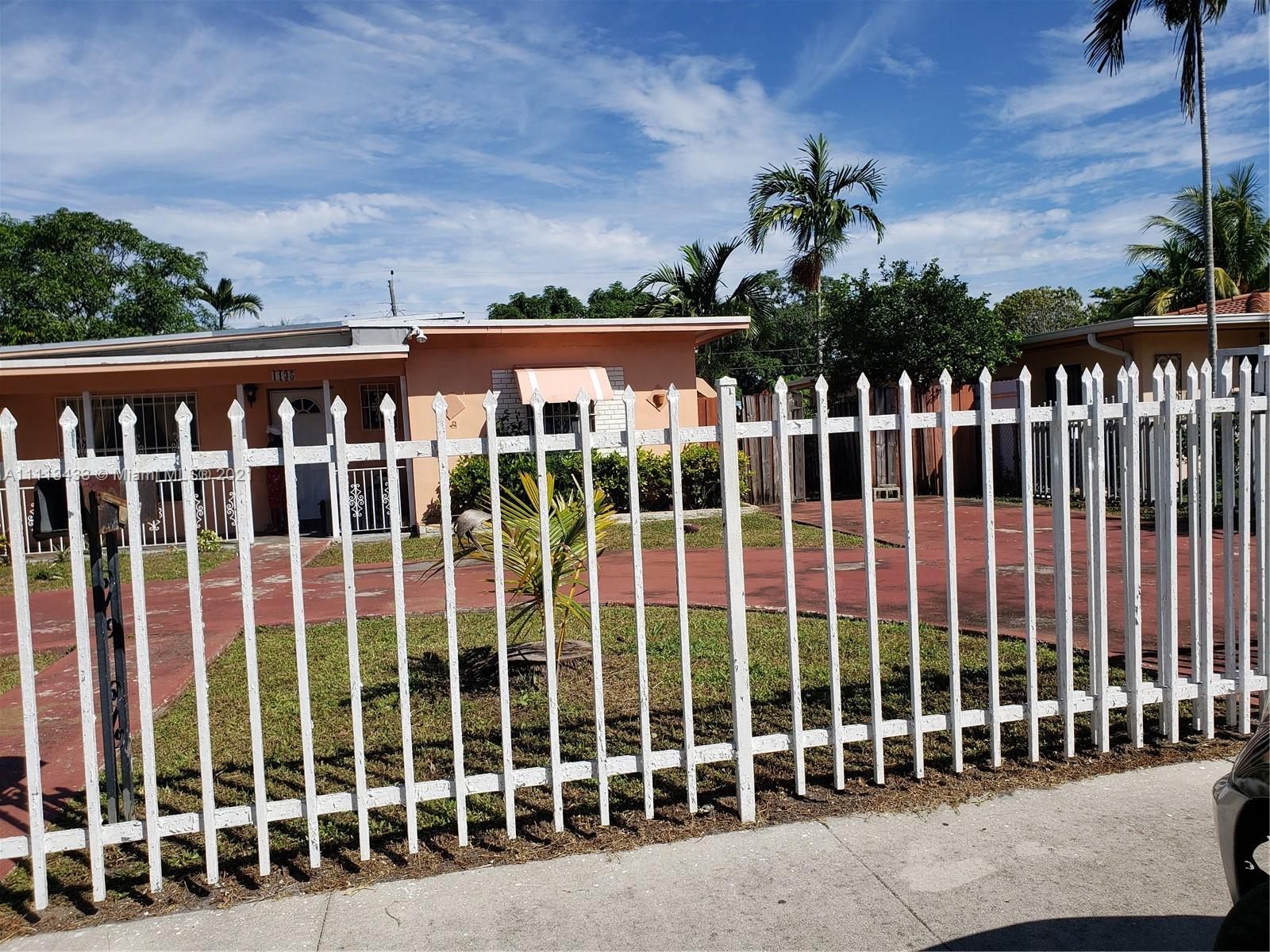 1135 NW 123rd St  For Sale A11113433, FL