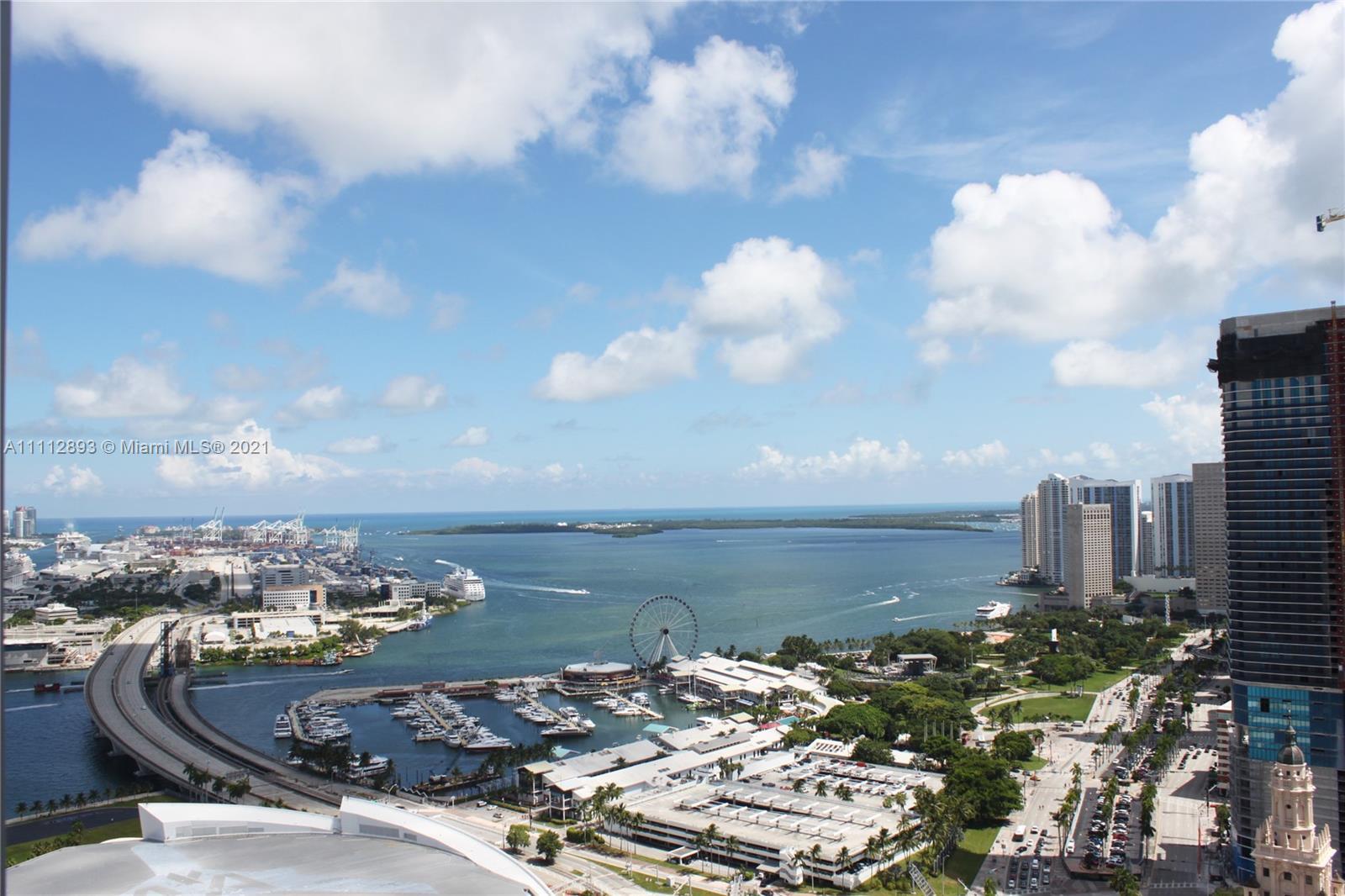 888 Biscayne Blvd 4004, Miami, FL 33132