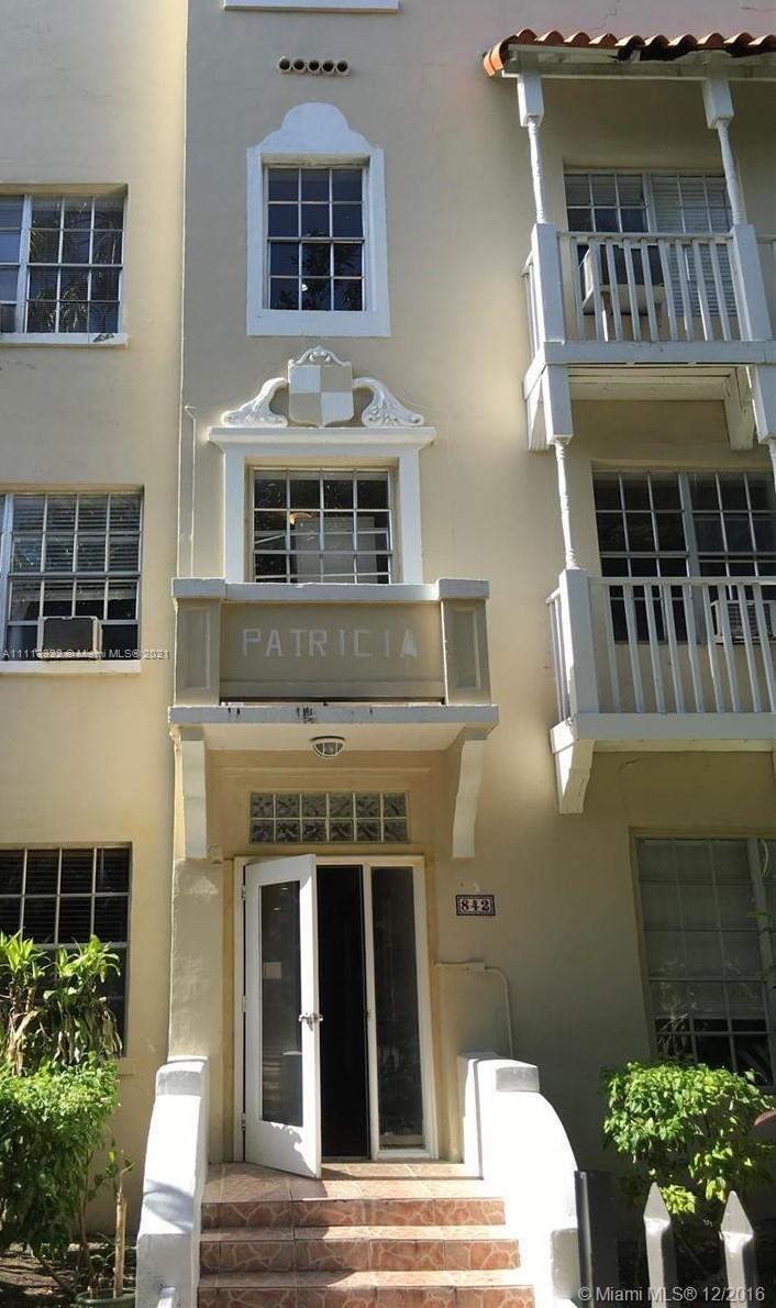 842  Meridian Ave #3A For Sale A11113322, FL