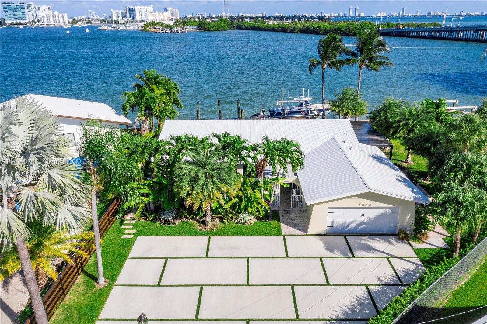 1242 NE 81st Ter  For Sale A11114376, FL