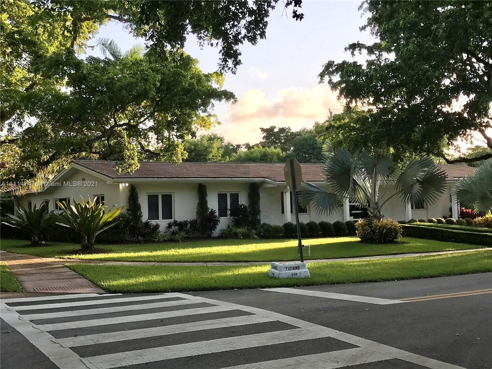 Photo of 600  Tiziano Ave, Coral Gables, FL 33143