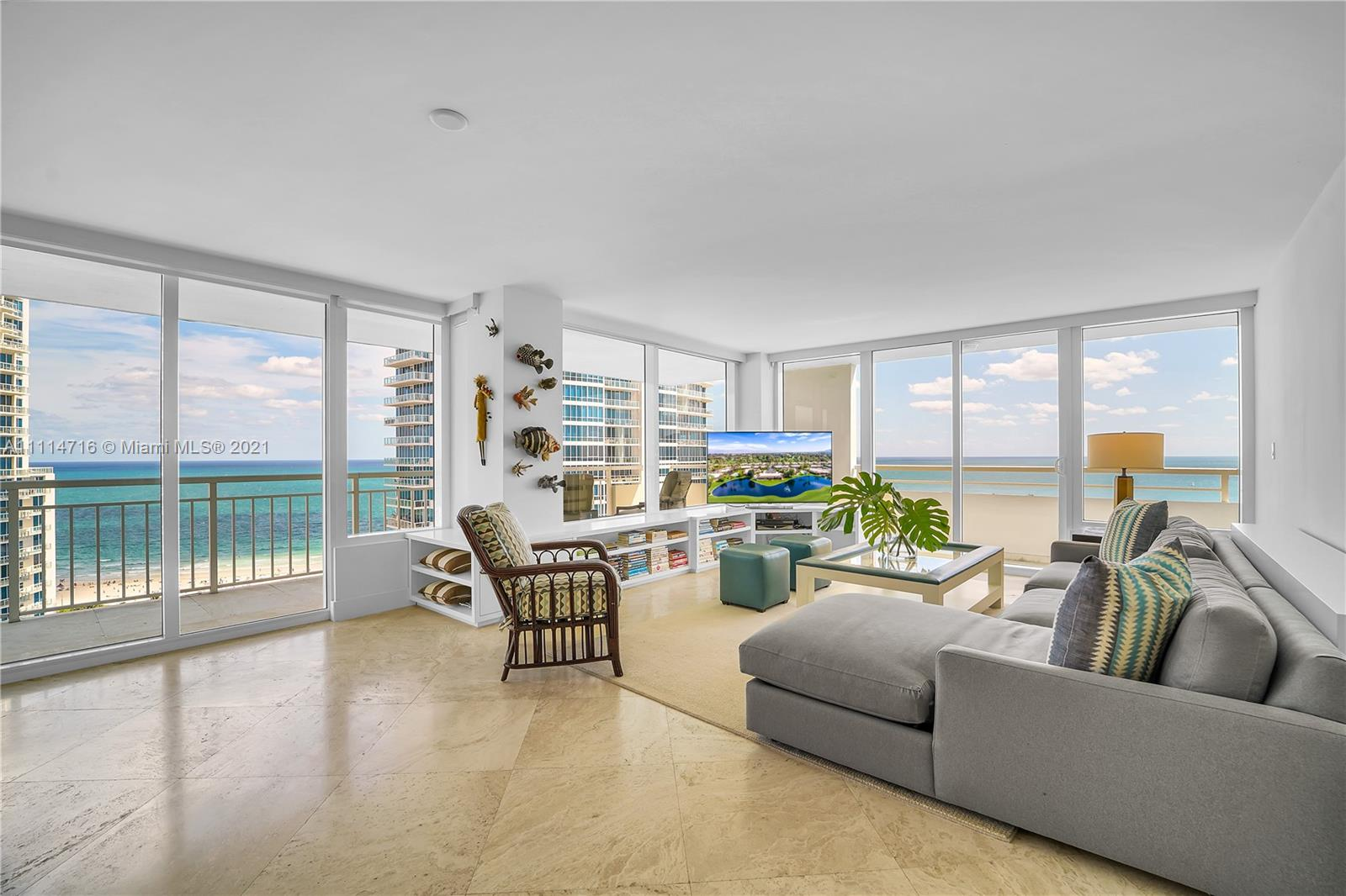 400 S Pointe Dr #2304 For Sale A11114716, FL
