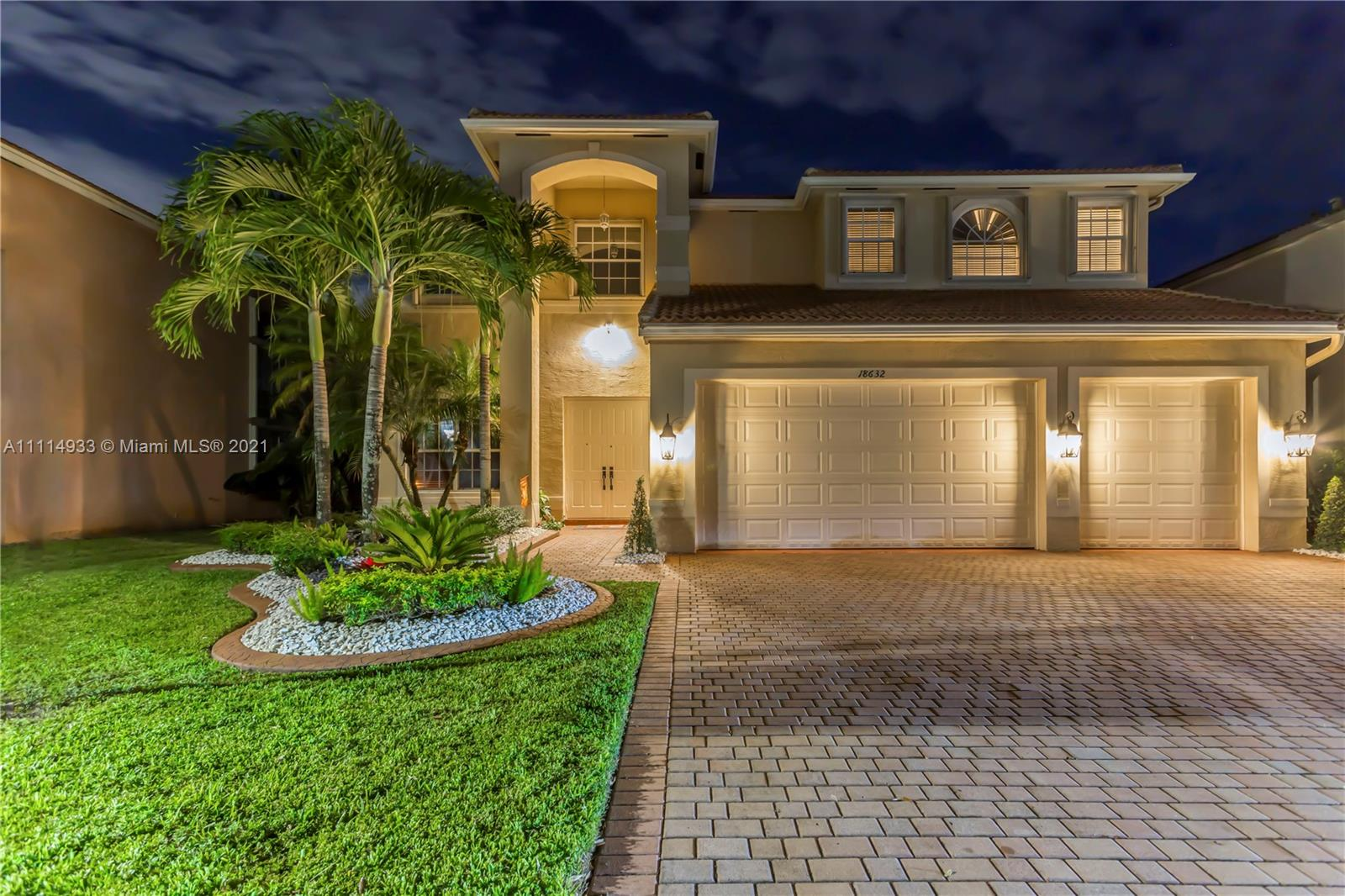18632 SW 55th St  For Sale A11114933, FL
