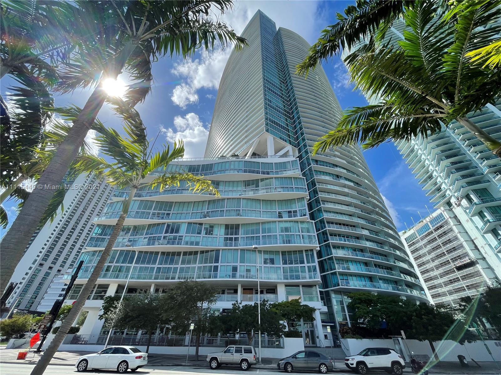 888 Biscayne BLVD 2203, Miami, FL 33132