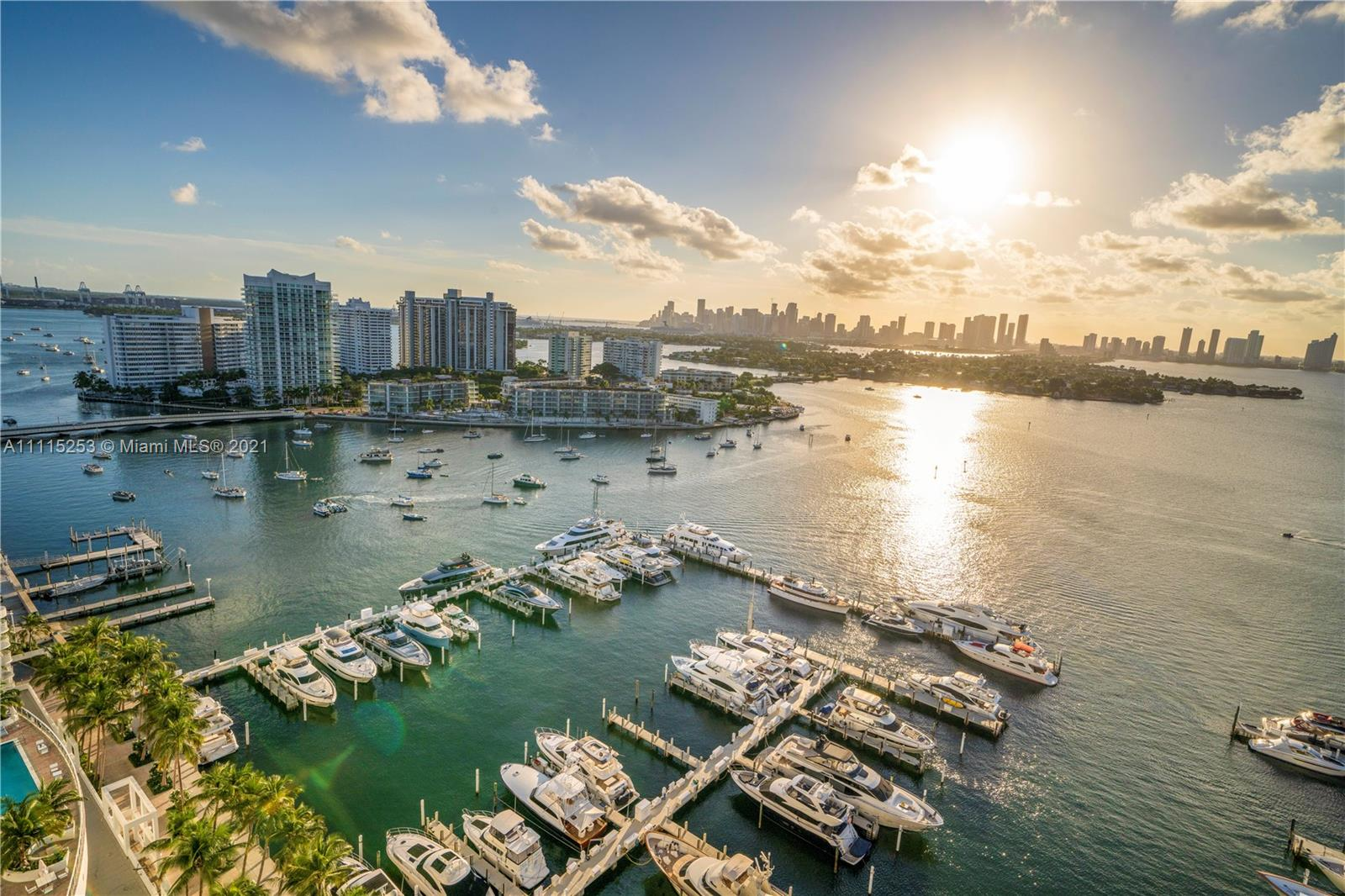 1900  Sunset Harbour Dr #PH04 For Sale A11115253, FL