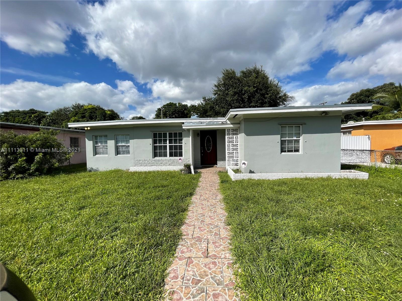1245 NW 124th St  For Sale A11113911, FL