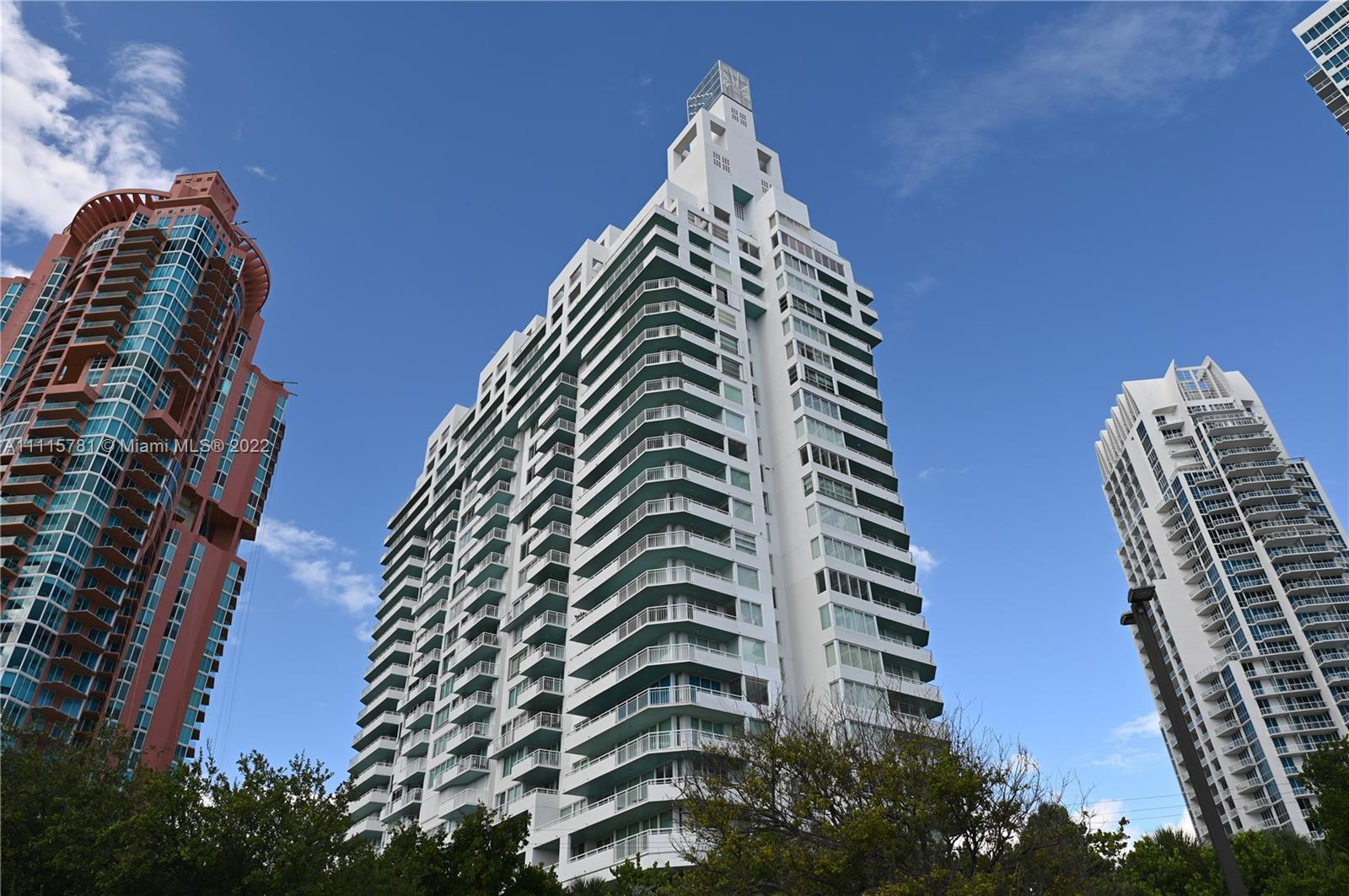 400 S Pointe Dr #1610 For Sale A11115781, FL