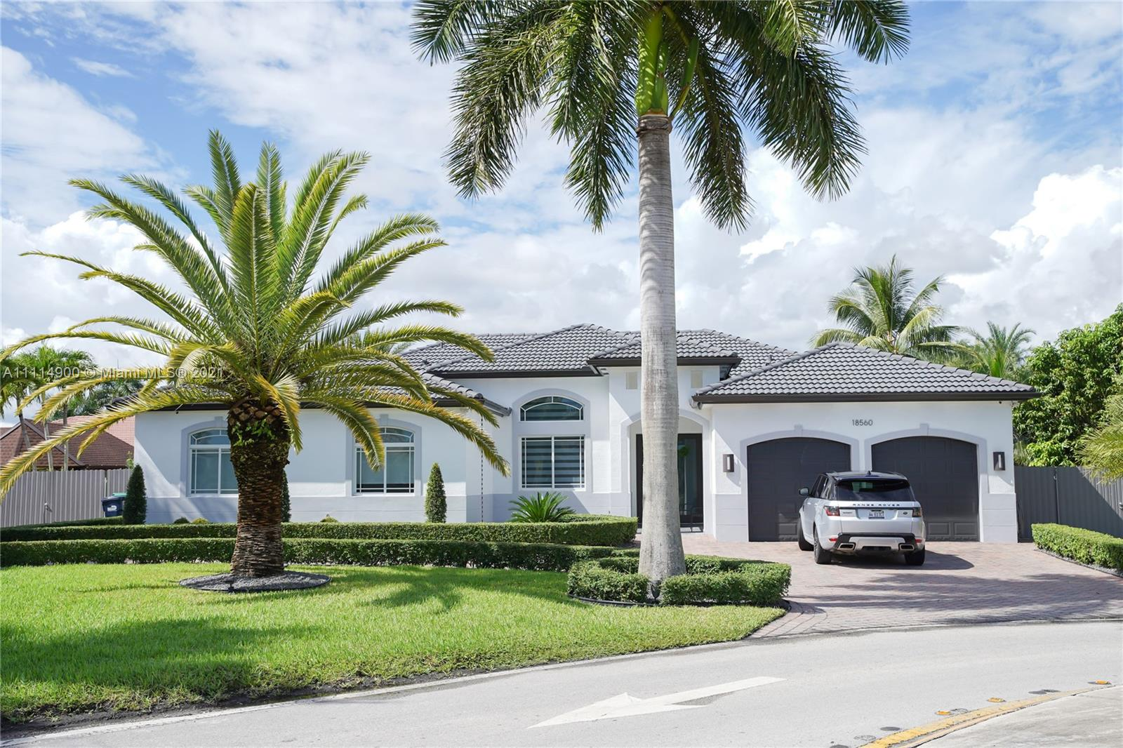 18560 SW 132nd Ave  For Sale A11114900, FL