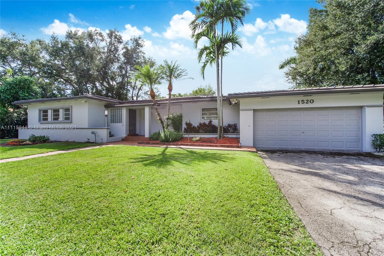 1520  Miller Rd  For Sale A11115944, FL