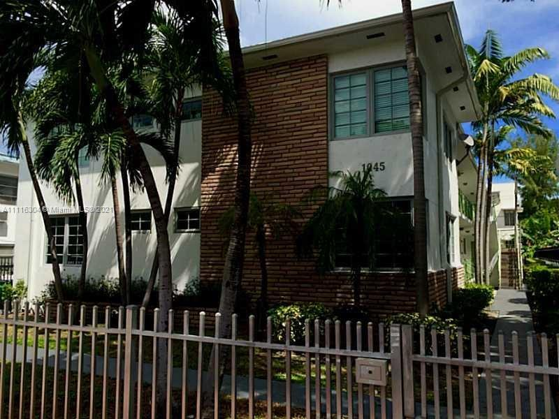 1045  Lenox Ave #3 For Sale A11116304, FL