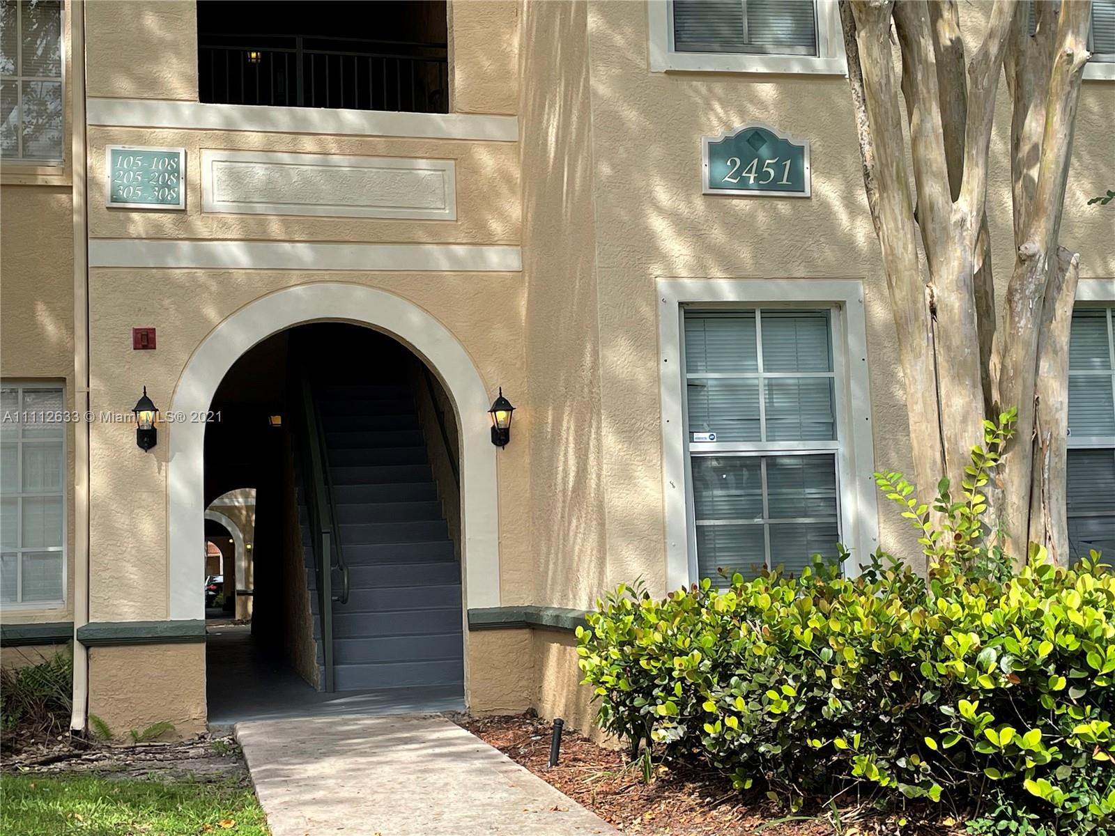 2451  Centergate Dr #105 For Sale A11112633, FL
