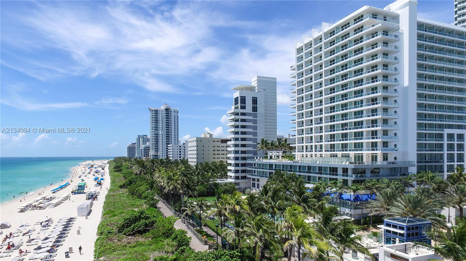 4391  COLLINS AV #915 For Sale A2134094, FL