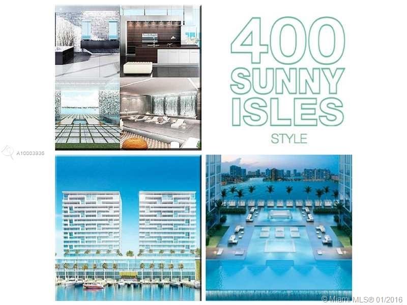 400  Sunny Isles Blvd #617 For Sale A10003936, FL