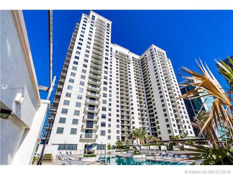 999 SW 1 Avenue #2109 For Sale A10008761, FL