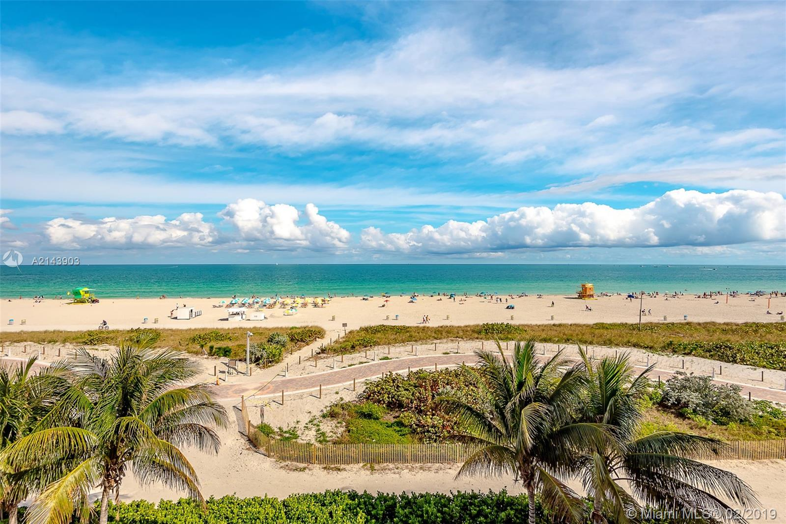 321  Ocean Dr #400 For Sale A2143903, FL