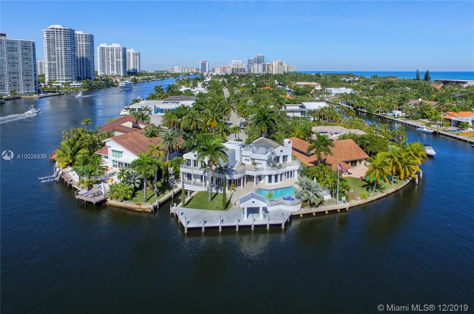 349  Center Island Dr.  For Sale A10026839, FL