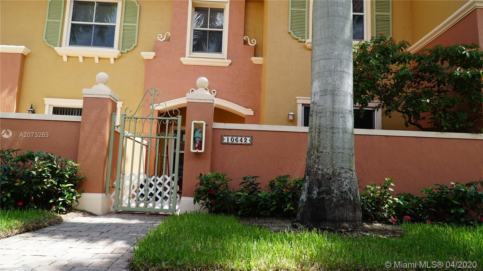 10642 SW 7 ST #2109 For Sale A2073263, FL