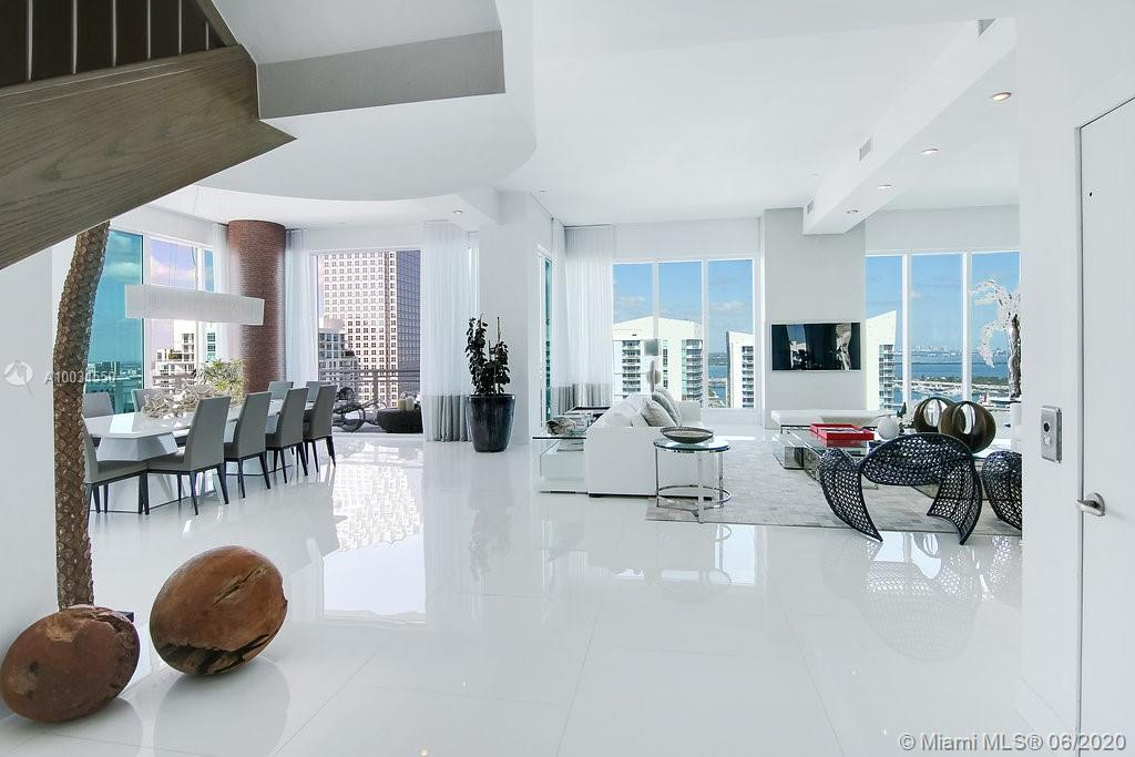 900  Brickell Key Blvd #PH3401 For Sale A10031550, FL