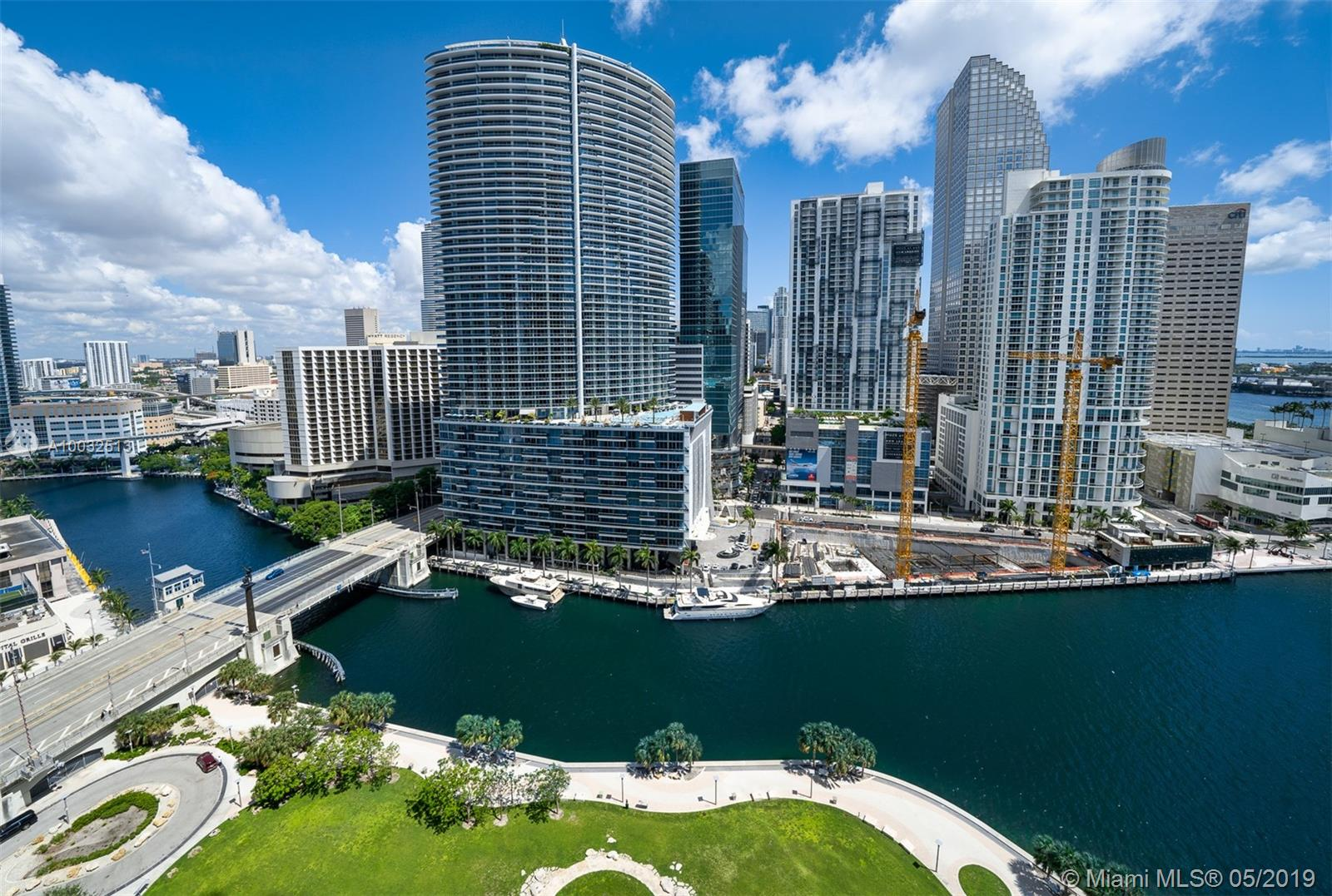 475  BRICKELL AVE #2310 For Sale A10032513, FL