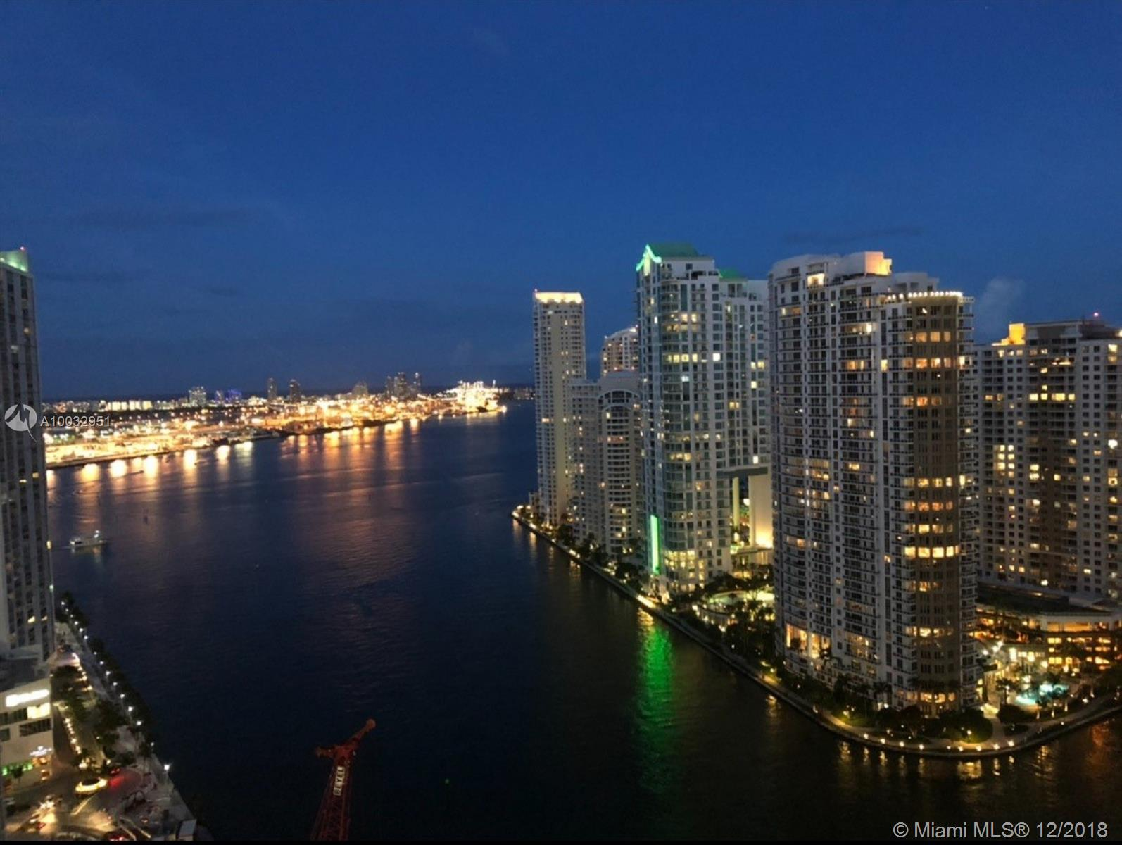 200  Biscayne Boulevard Way #3105 For Sale A10032951, FL