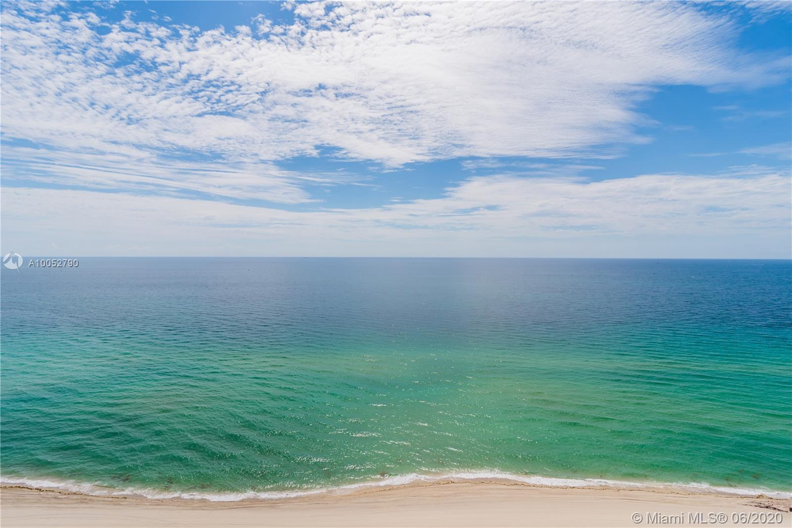 17875  COLLINS AVE #2501 For Sale A10052790, FL
