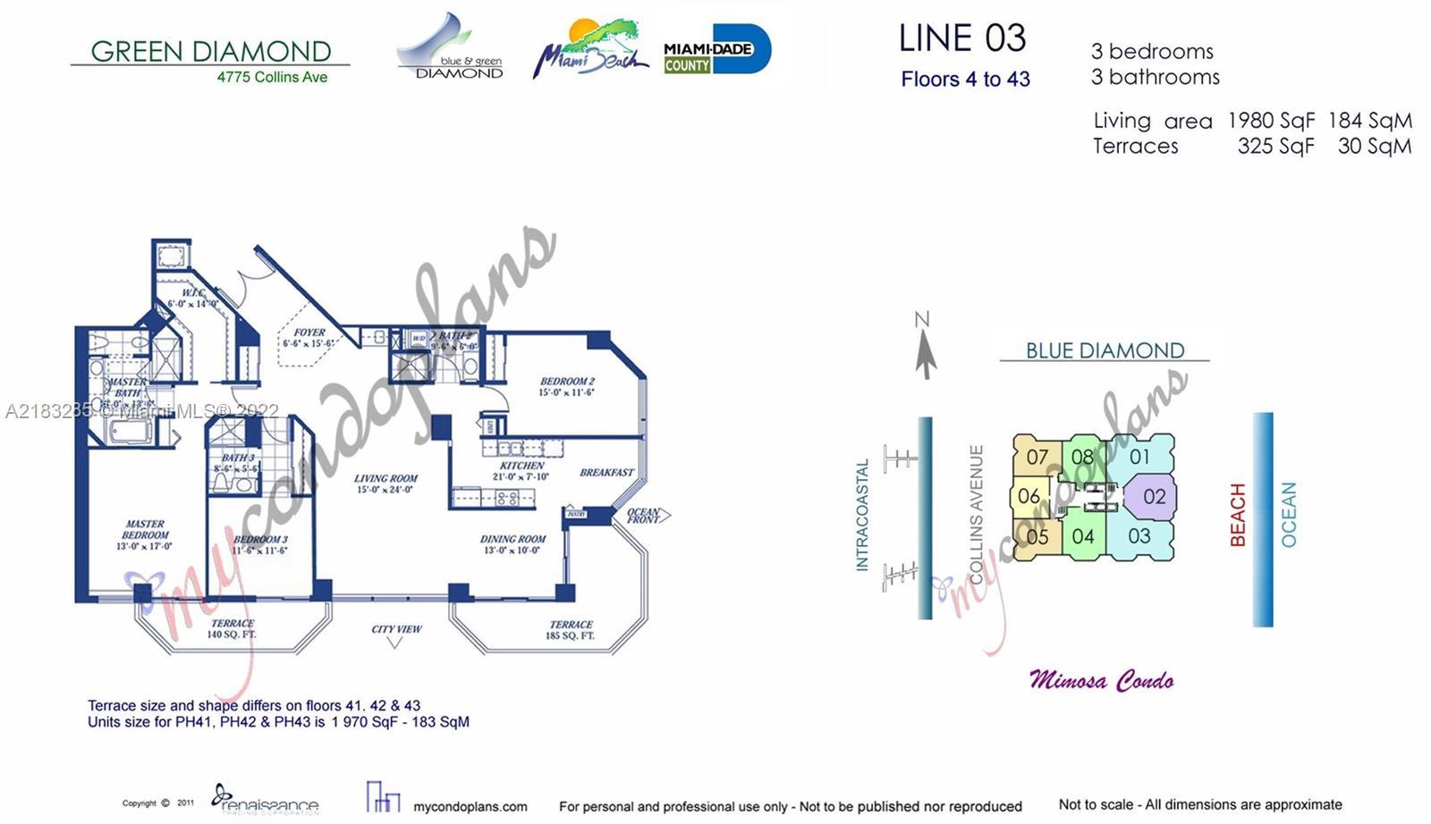 4775 Collins Ave #3103, Miami Beach, Florida image 46