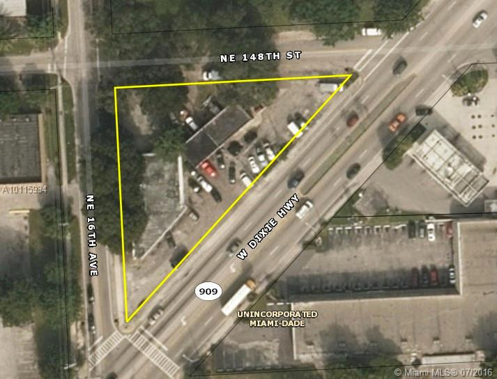 14720 W Dixie Hwy  For Sale A10115934, FL