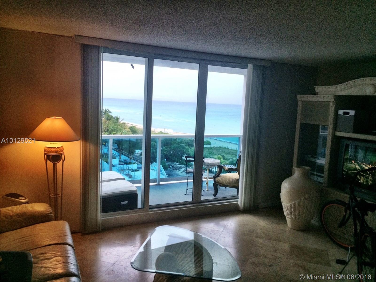 2301  COLLINS AV #711 For Sale A10129521, FL
