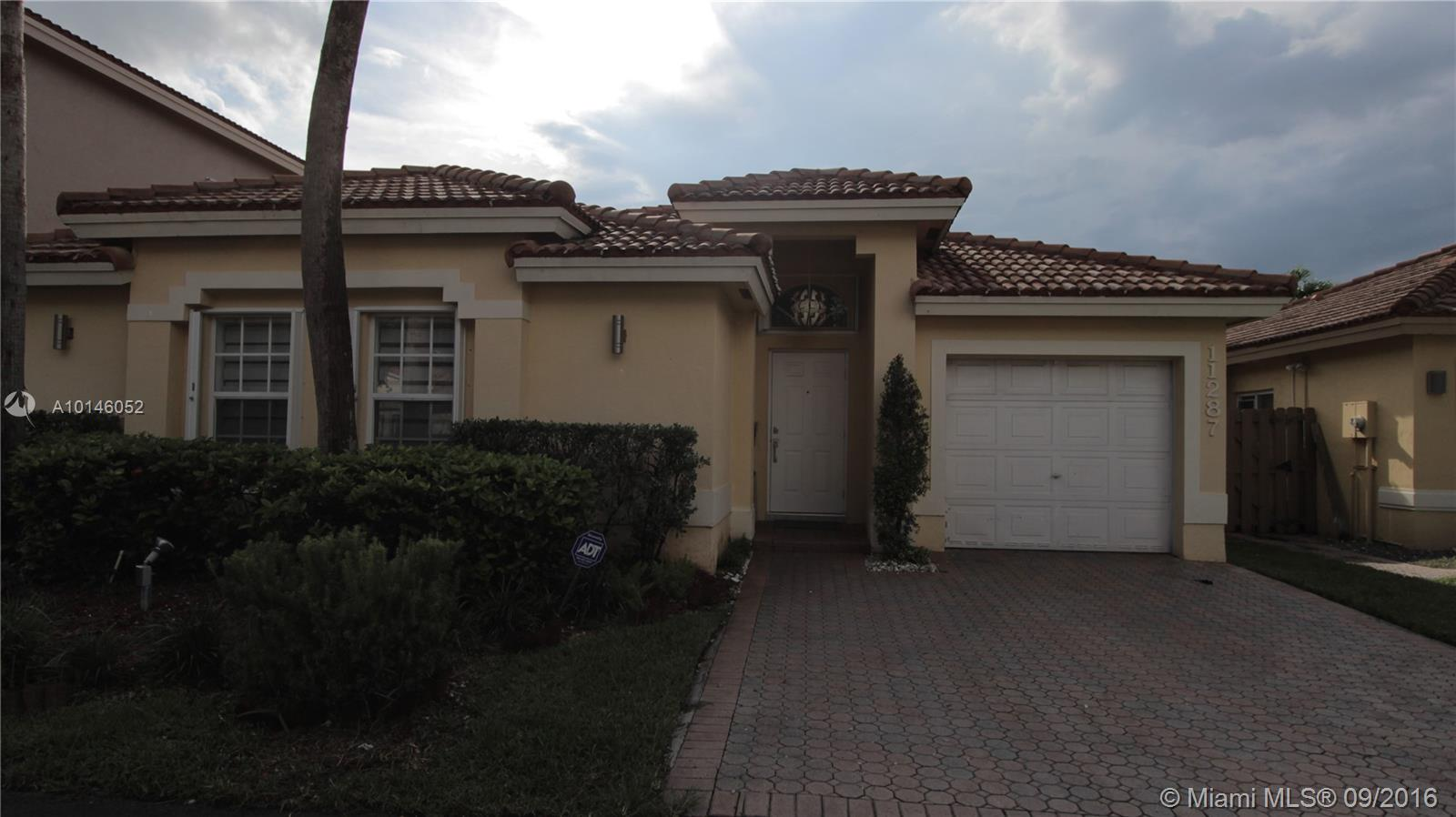 11287 NW 58th Ter  For Sale A10146052, FL
