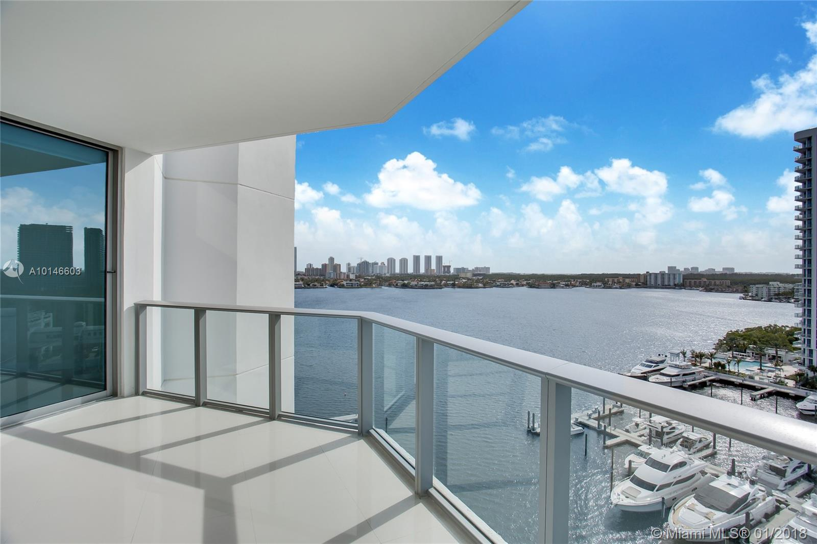 17301  Biscayne Boulevard #1103 For Sale A10146603, FL