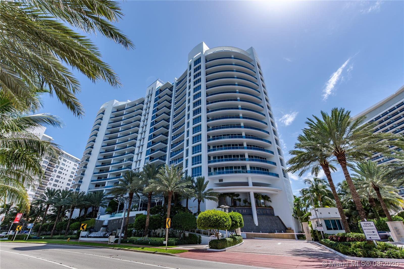 5959  Collins Ave #907 For Sale A10137694, FL