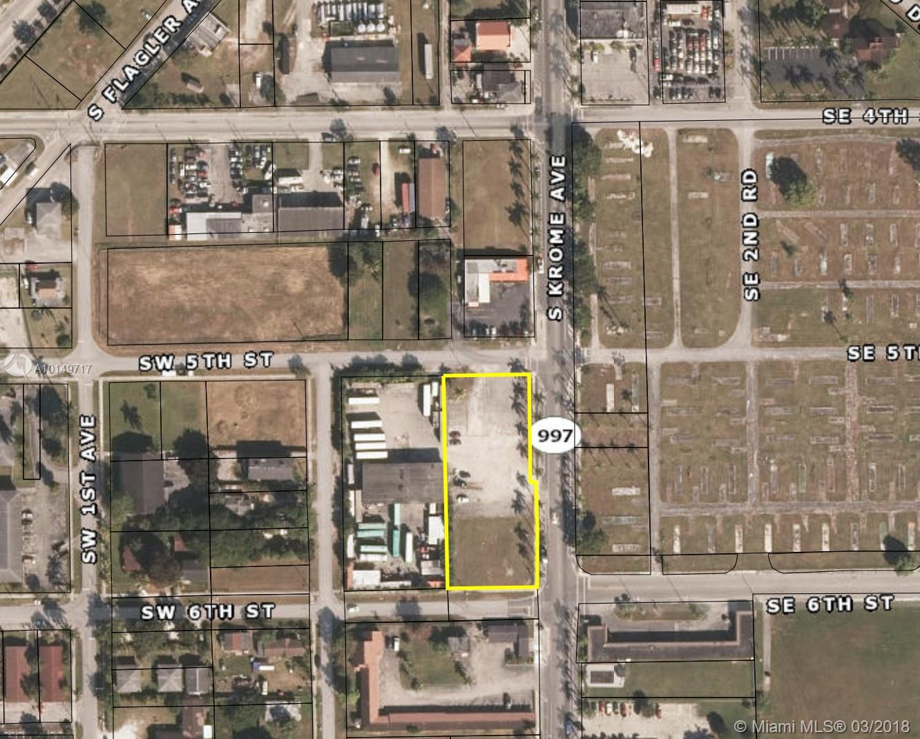 500 S Krome Ave  For Sale A10149717, FL