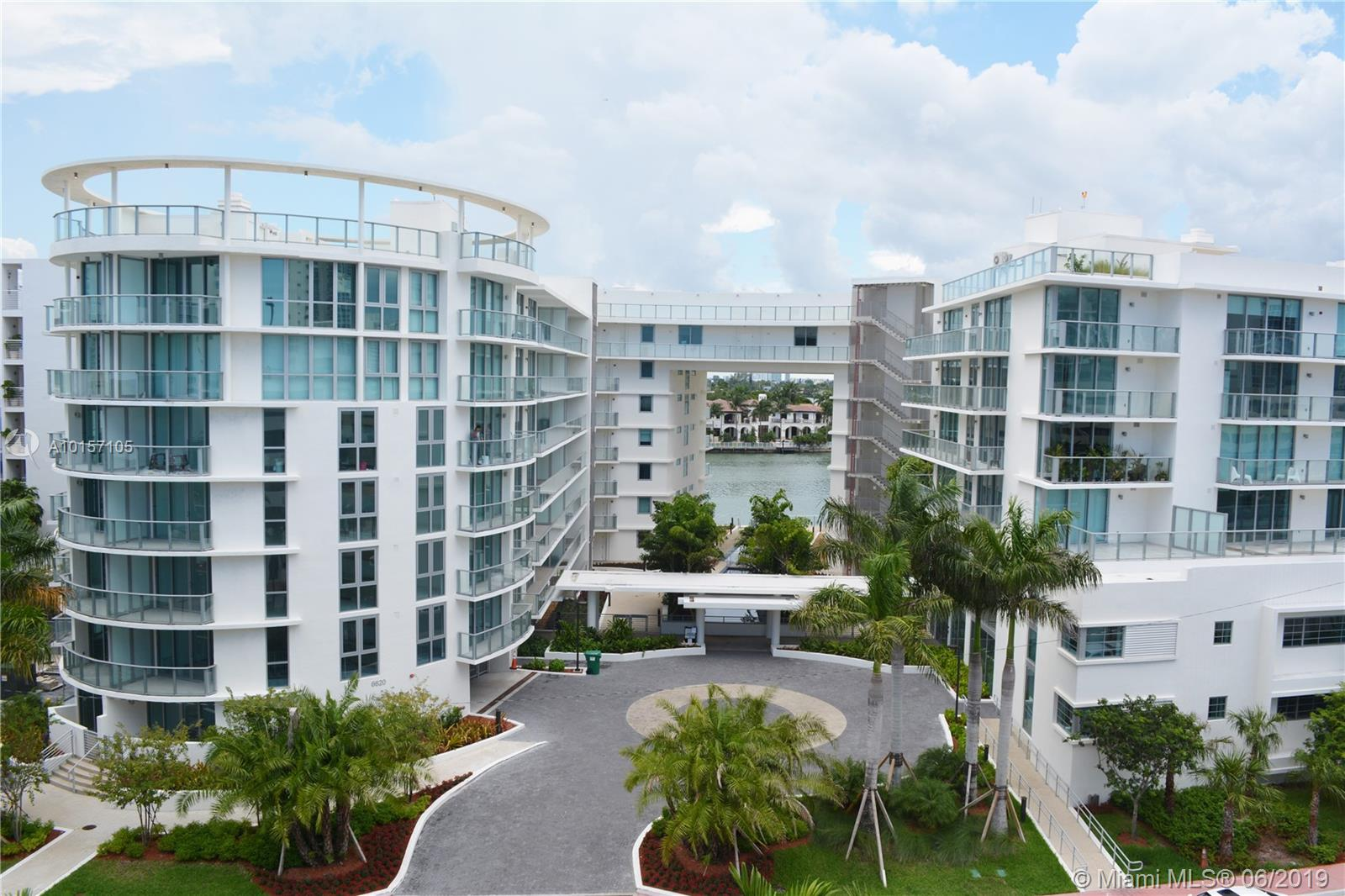 6620  INDIAN CREEK DR. #416 For Sale A10157105, FL