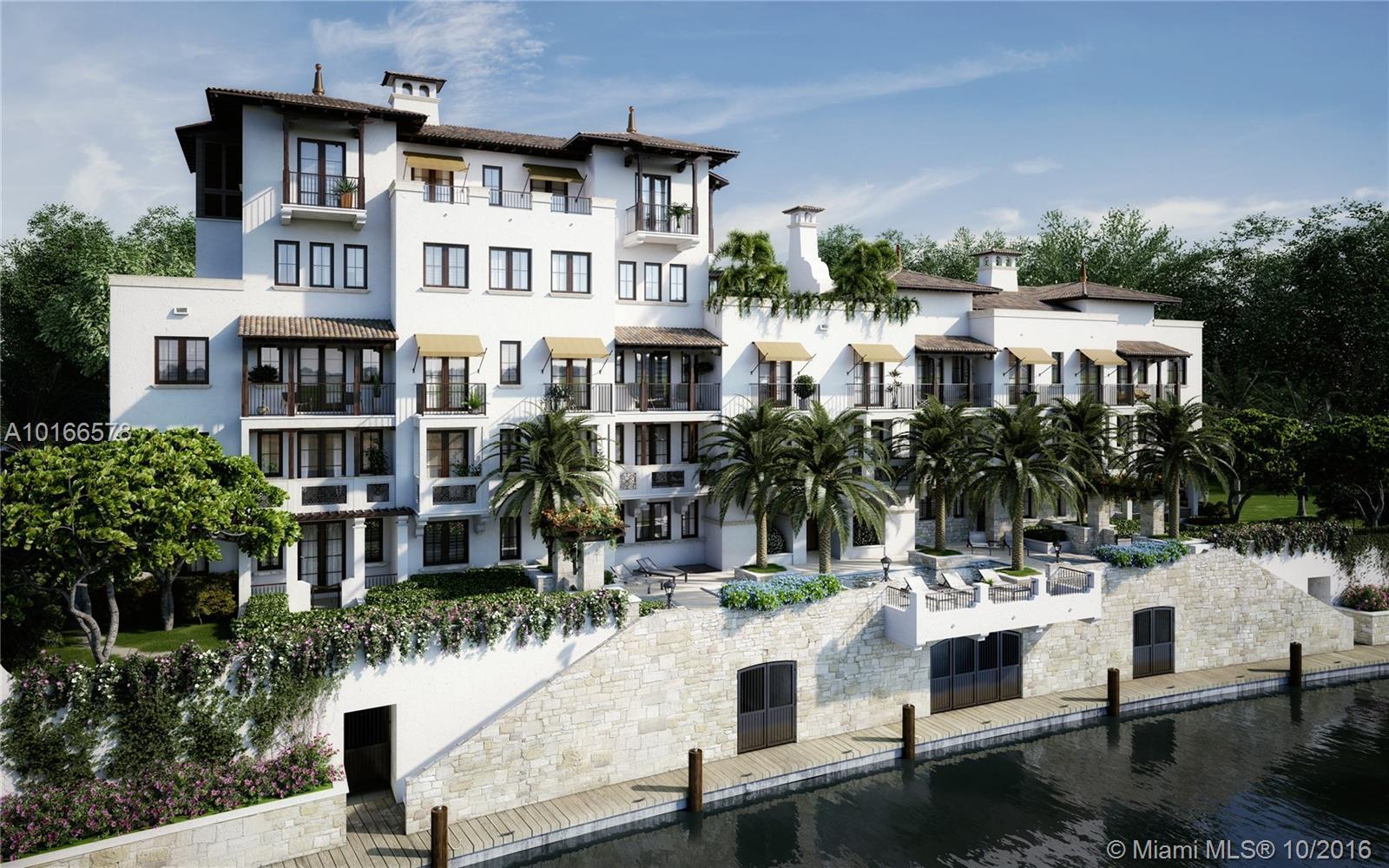6100 Caballero Bl A North Villa, Coral Gables, FL 33146